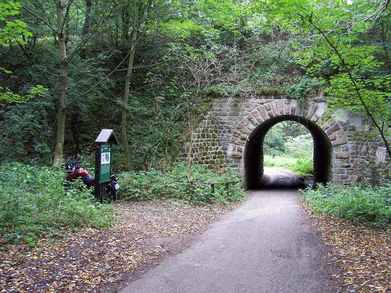 Viadukt pod Opárnem